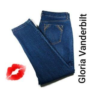 Gloria Vanderbilt Women's Jean's Size 12